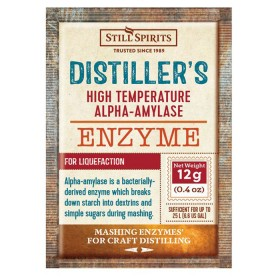 Still Spirits Distiller's Enzyme Alpha-amylase 12g