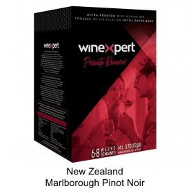 WinExpert - Private Reserve - New Zealand Marlborough  Pinot Noir - Winemaking Kit
