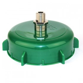 4 inch Cap with O Ring and Valve for Rotokeg and king Keg S30