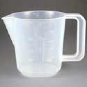 Funnels, Jugs, and Strainers