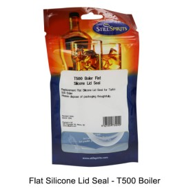Flat Silicone Lid Seal - T500 Boiler