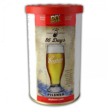 Coopers Brewmaster Pilsner from dowricks.com