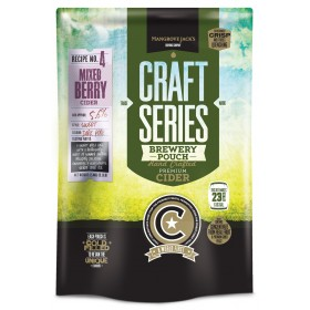 Mangrove Jack's Craft Series Mixed Berry Cider - 2.4kg