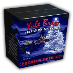 Yule Brew Cinnamon and Ginger