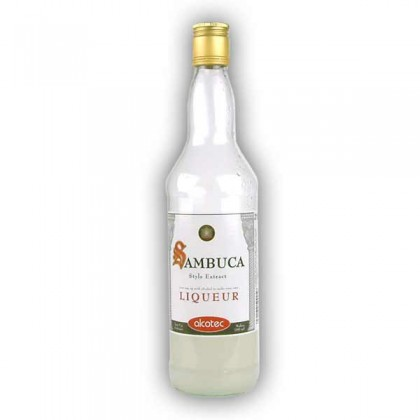 Alcotec Top Up - Sambuca from dowricks.com