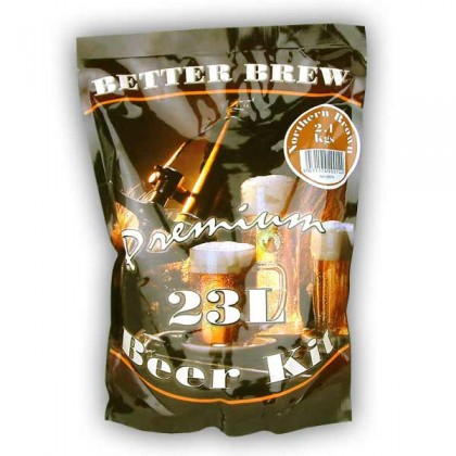 Better Brew Northern Brown Ale from dowricks.com