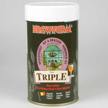 Brewferms Triple from dowricks.com