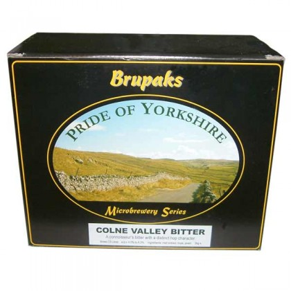 Brupaks Pride - Colne Valley Bitter from dowricks.com