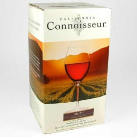 California Connoisseur - Merlot 30 Bottles