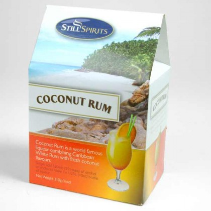 Coconut Rum Liqueur Kit by Still Spirits from dowricks.com