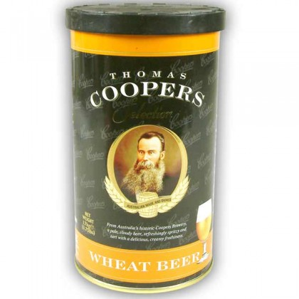 Coopers Brewmaster Wheat from dowricks.com