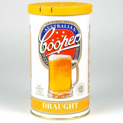 Coopers Draught from dowricks.com