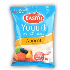 Easiyo Apricot Flavoured Yogurt Base