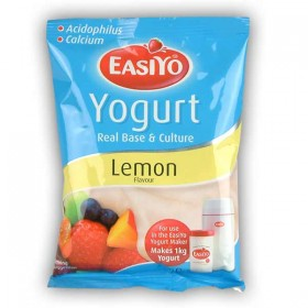 Easiyo Lemon Flavoured Yogurt Base