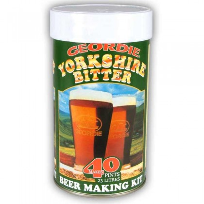 Geordie - Yorkshire Bitter from dowricks.com