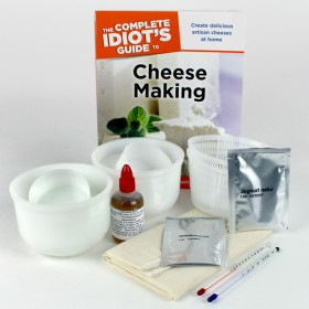 Hard and soft cheese deluxe starter set
