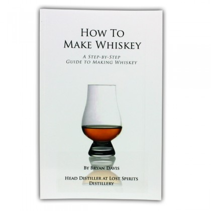 How to make whiskey A step be step guide from dowricks.com
