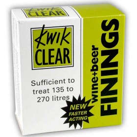 Kwik Clear - to clear 135-270 litres
