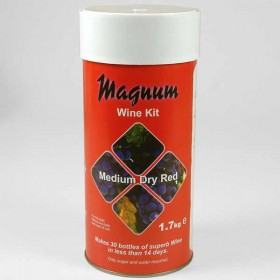 Magnum Medium Dry Red