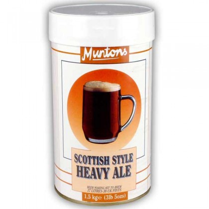 Muntons Scottish Style Heavy Ale from dowricks.com