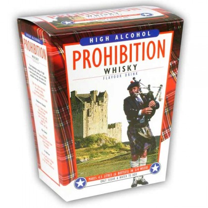 Prohibition Whiskey from dowricks.com