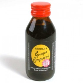 Riddles Ginger Wine Compound - Extra Hot