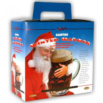 Santas Winter Warmer from dowricks.com