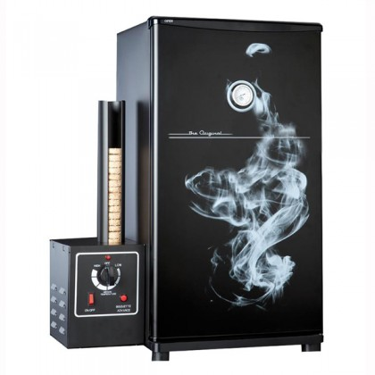 Semi-automatic electric smoker from dowricks.com