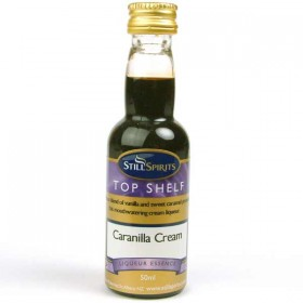 Still Spirits - Top Shelf Caranilla Cream