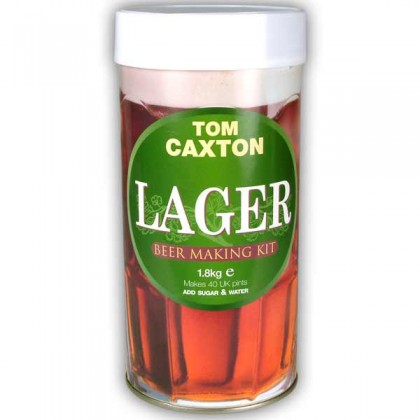 Tom Caxton Pilsner Strong Lager from dowricks.com