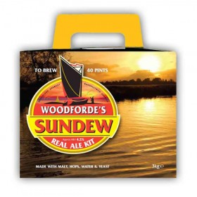Woodfordes Sundew Beer Kit