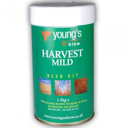 Youngs Harvest Mild from dowricks.com